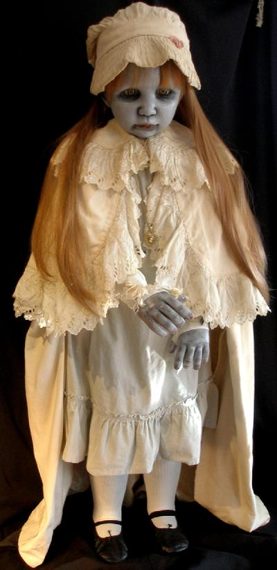//paranormal.about.com/od/ghostphotos/ig/Paranormal-Photo-Gallery/ Little-Girl-Ghost.htm  sc 1 st  Gothic Dead Dolls by DL Marian & Gothic Dead Dolls by D.L. Marian